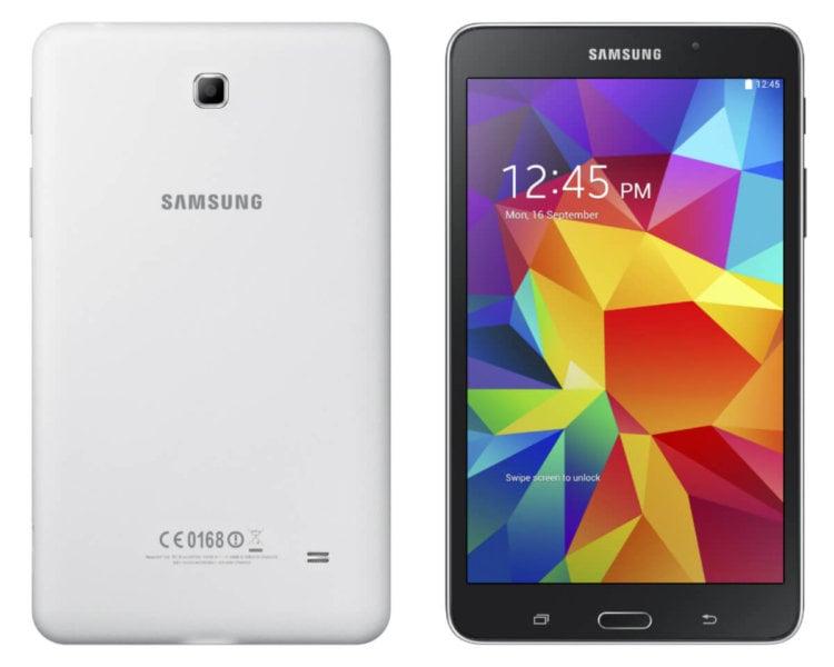 Galaxy Tab 4 - 7