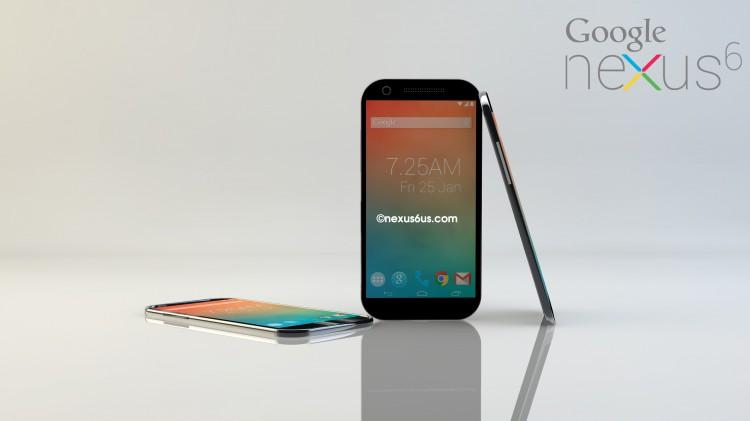 Nexus 6 концепт