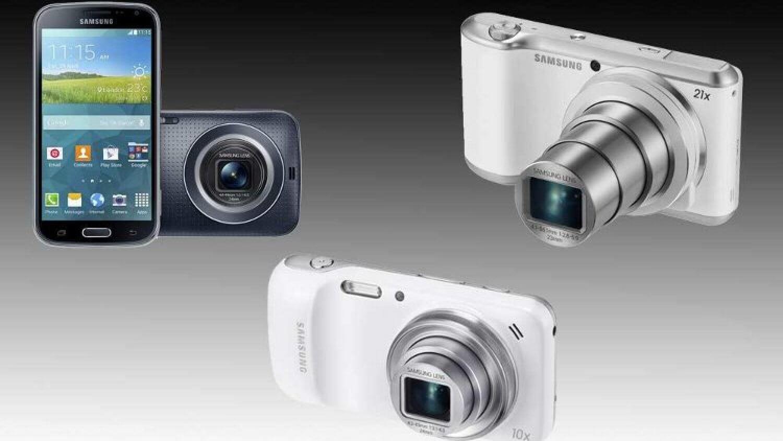 Камерофоны Samsung