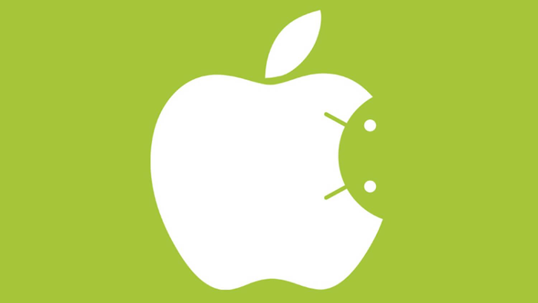 Apple или Android? Решает пользователь!