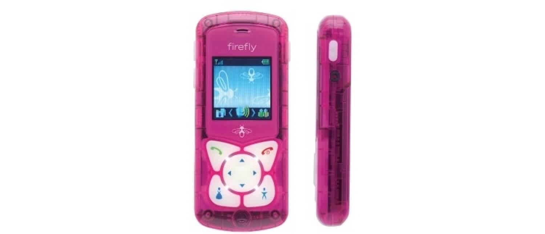Телефон glowPhone для детей
