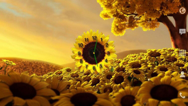 Осенние часы