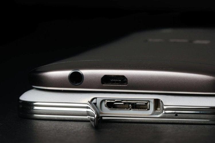 HTC One M8 и Samsung Galaxy S5