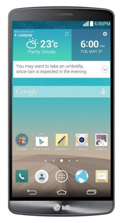 LG G3 - оболочка