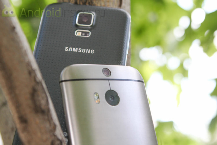 SGS vs HTC-3