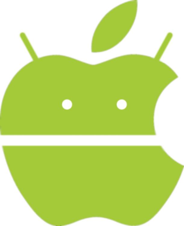 То ли робот, то ли яблоко?