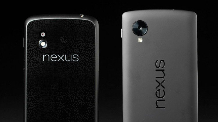 Nexus 5 и 4