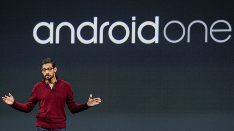 Android One презентация
