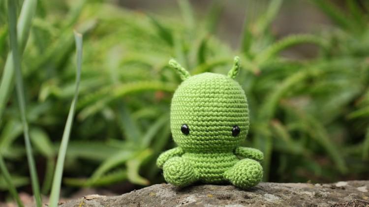 Грустный Android