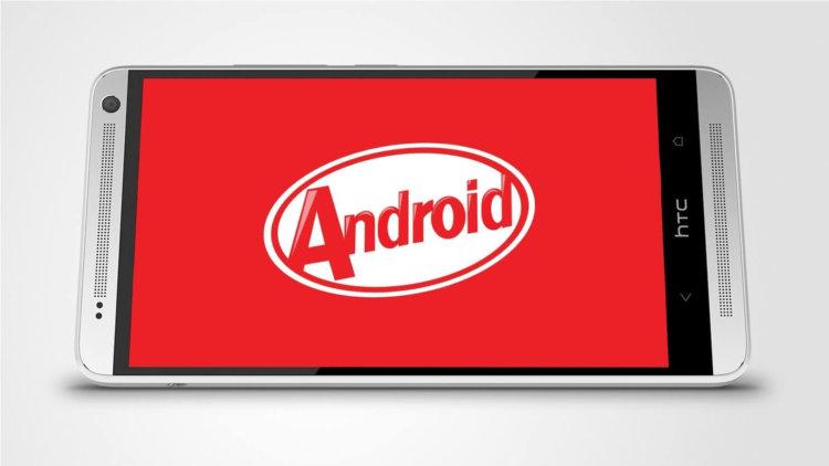HTC One KitKat