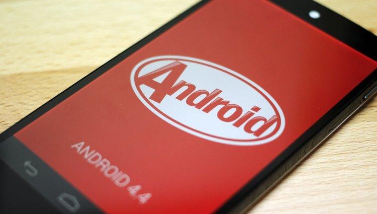 Nexus 5 и Android KitKat