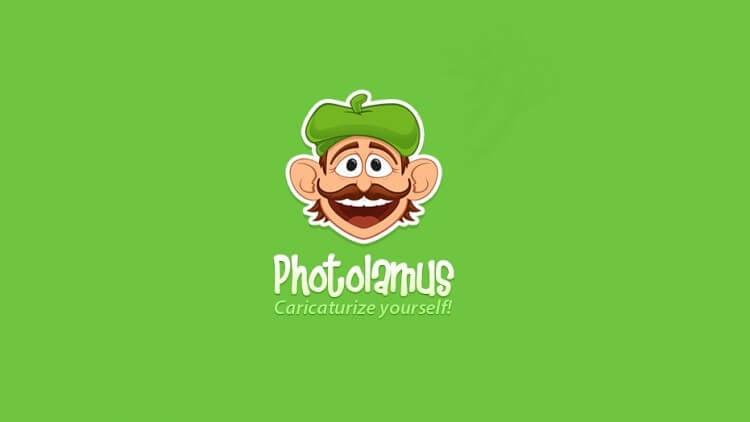 Photolamus - Лого