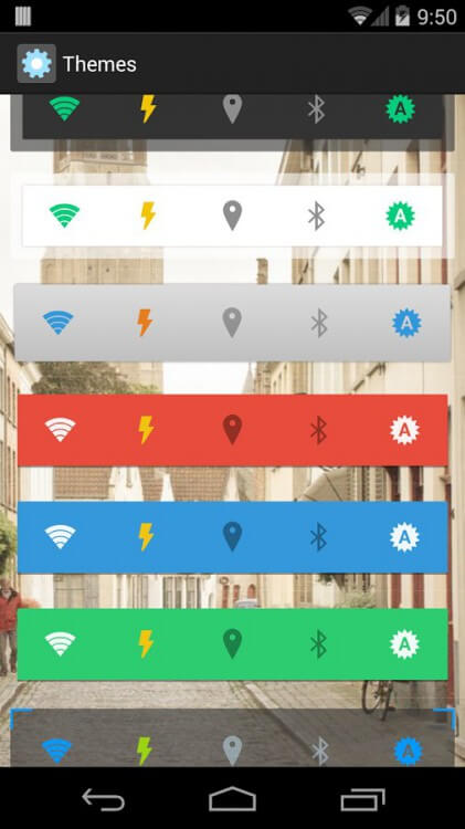 Power Toggles 2