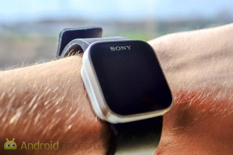 Sony SmartWach-2