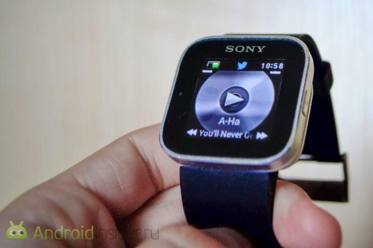 Sony SmartWach-5