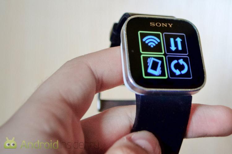 Sony SmartWach-9