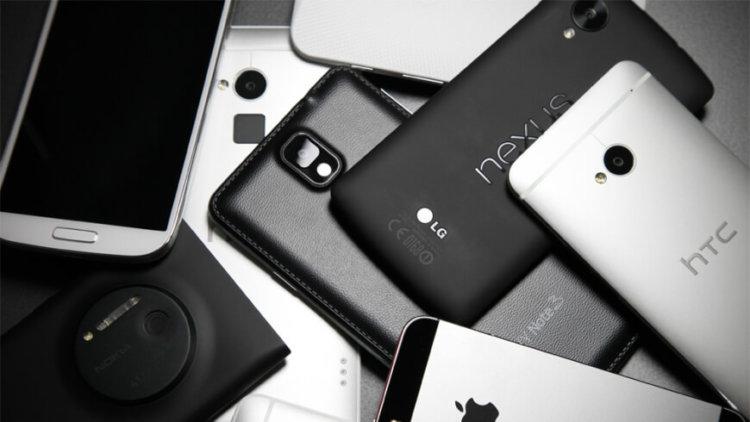 брендовые смартфоны