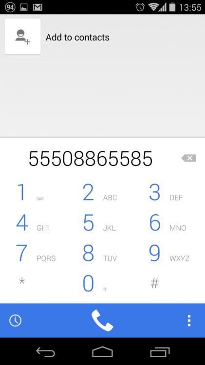Изменения Android 4.4.3