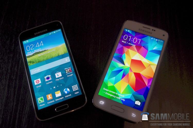 Galaxy S5 Mini - скоро