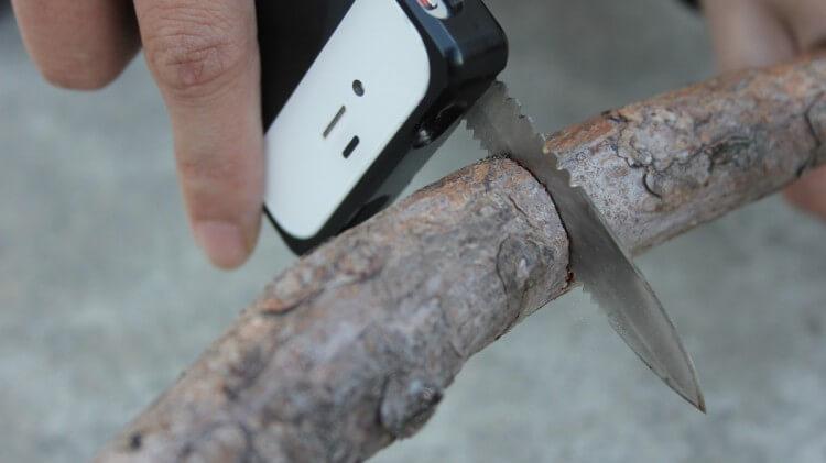 iPhone-нож