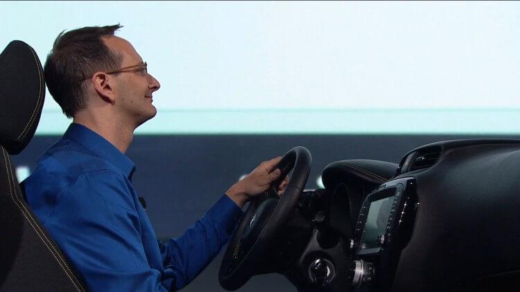 презентация android auto