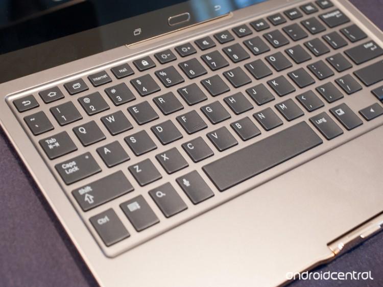 samsung-galaxy tab s клавиатура