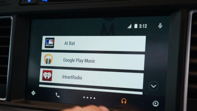 сторонние приложения в android auto