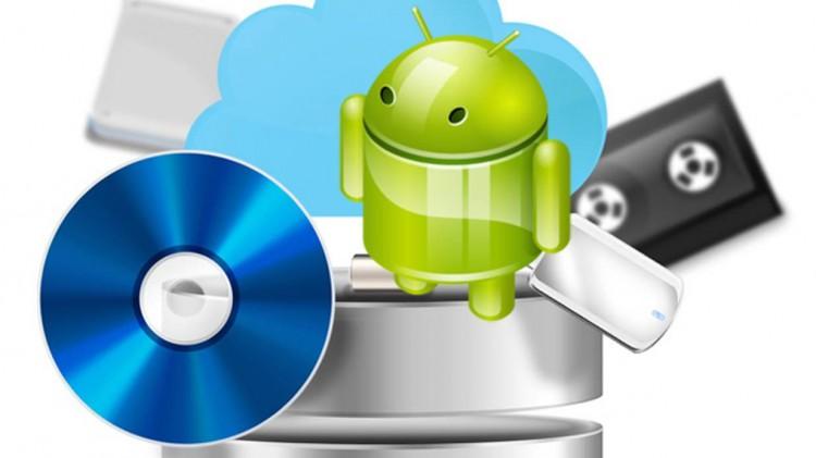 Резервное копирование в Android