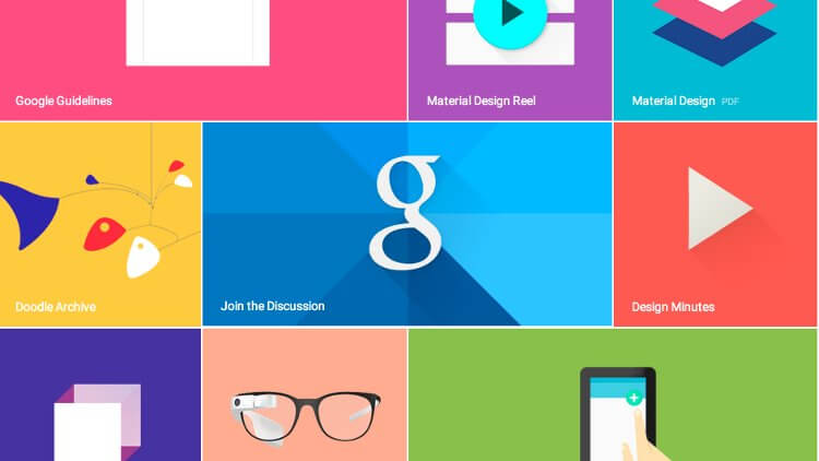 Material Design Android 5.0 L