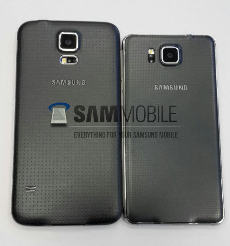 Якобы Samsung Galaxy Alpha