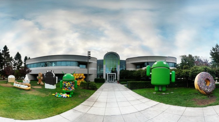 Android PhotoSphere