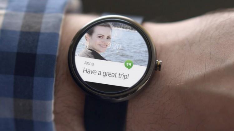 Управление автомобилем Tesla при помощи Android Wear
