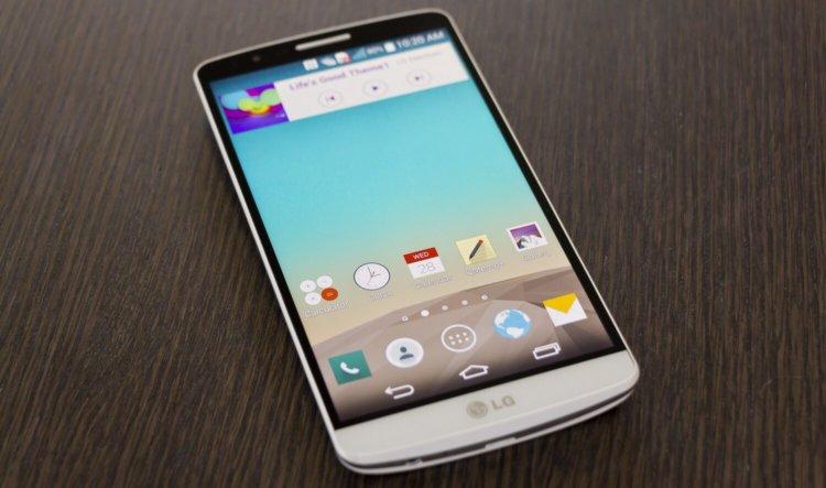LG G3 превысит по продажам G2