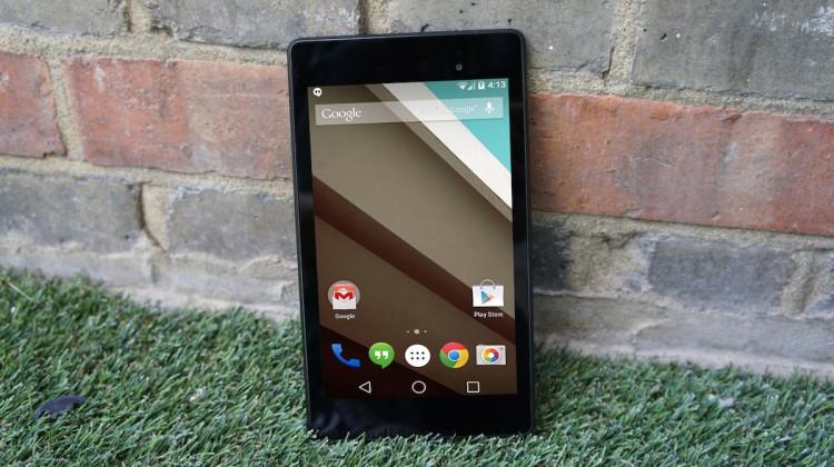 Nexus 7 Android L