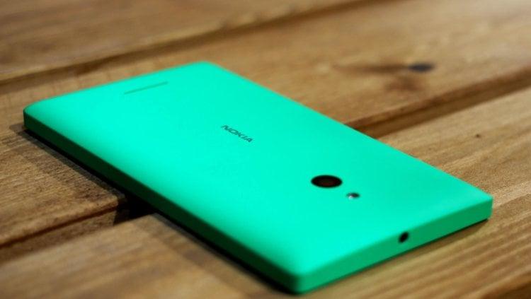 Nokia Lumia на Android