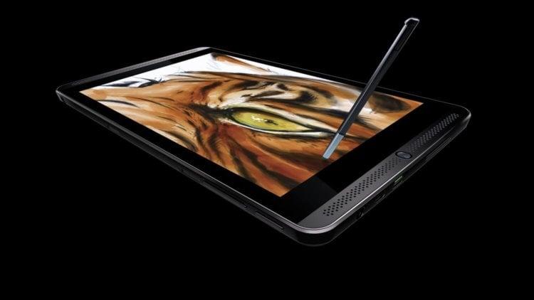 Планшет NVIDIA SHIELD Tablet и стилус