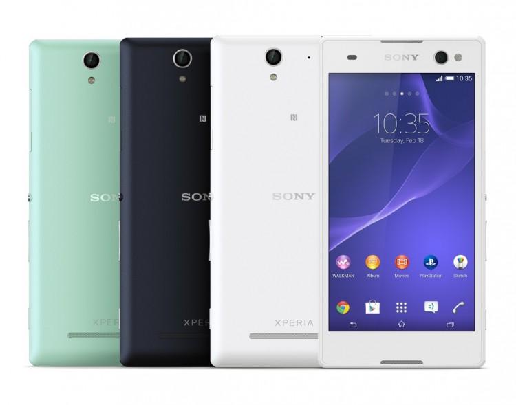 Sony Xperia C3