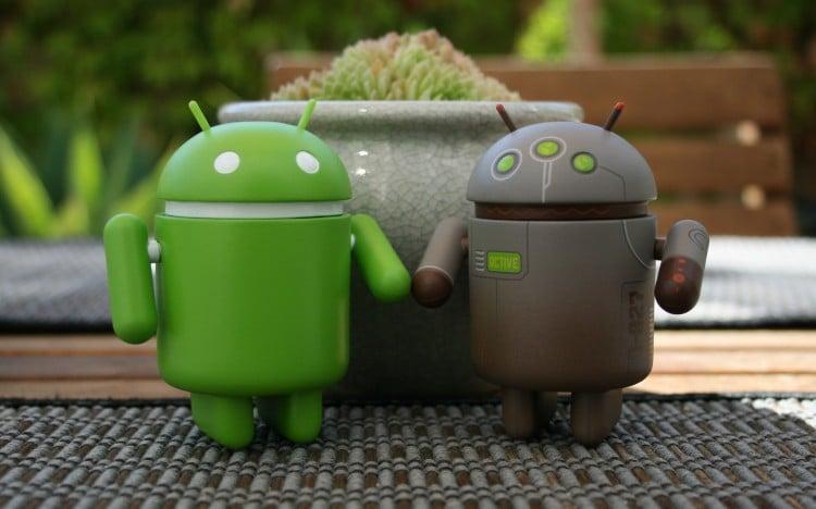 android фигурки
