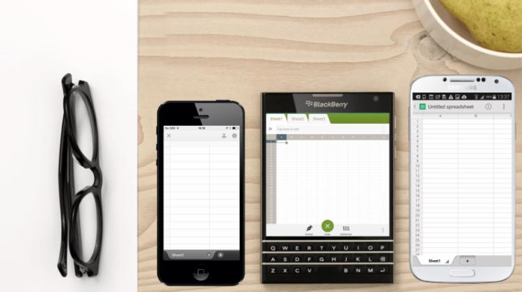 удобство blackberry passport