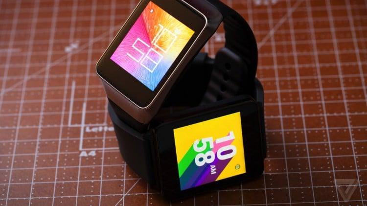 часы на android wear