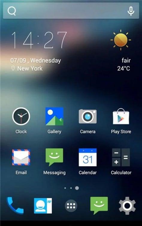 иконки и погода