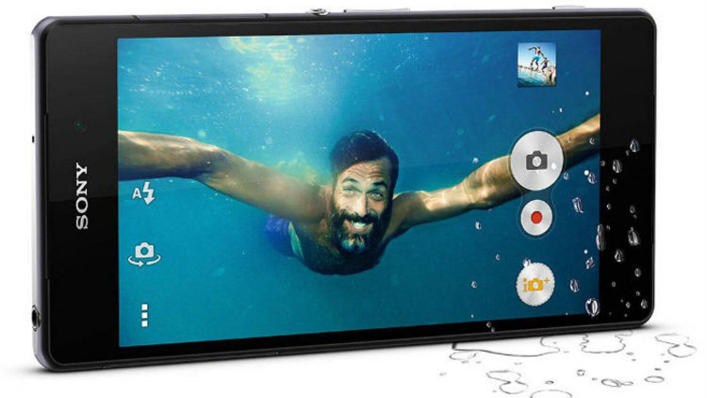 Xperia Z2 провела 6 недель на 10-метровой глубине и продолжает работать