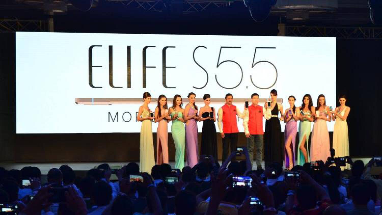 Gionee Elife S5.5 - самый тонкий телефон Земли