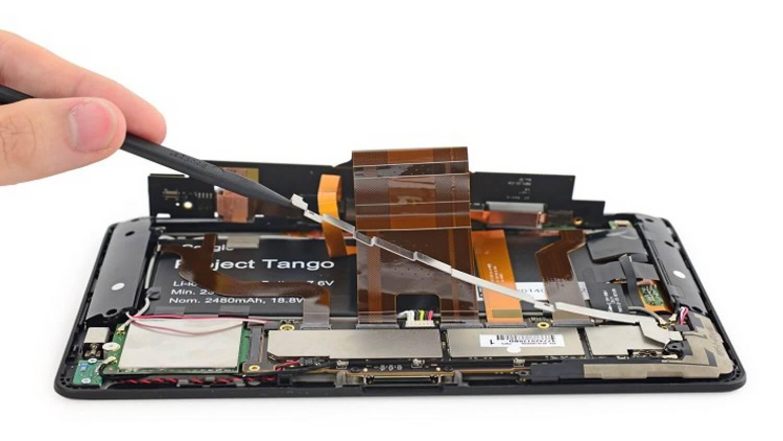 Планшет Project Tango