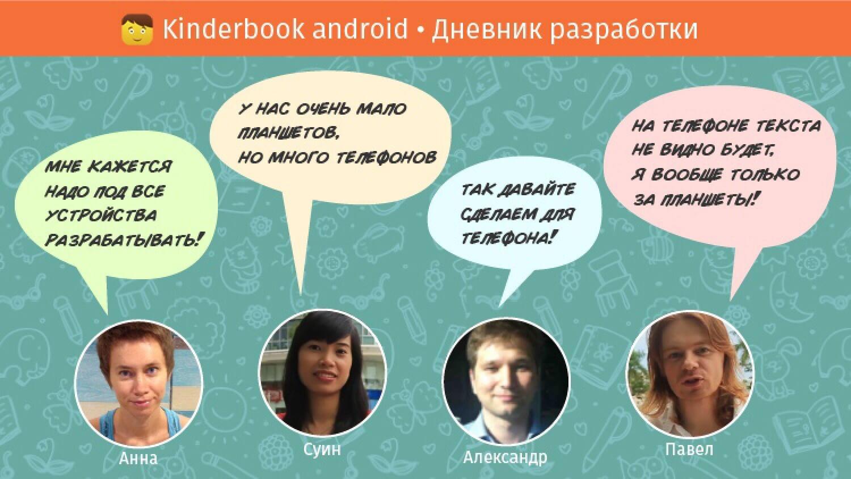 Планшет или телефон: под какие Андроид-устройства разрабатывать детское приложение?