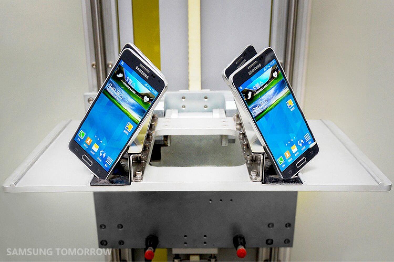 Изготовление Samsung Galaxy Alpha