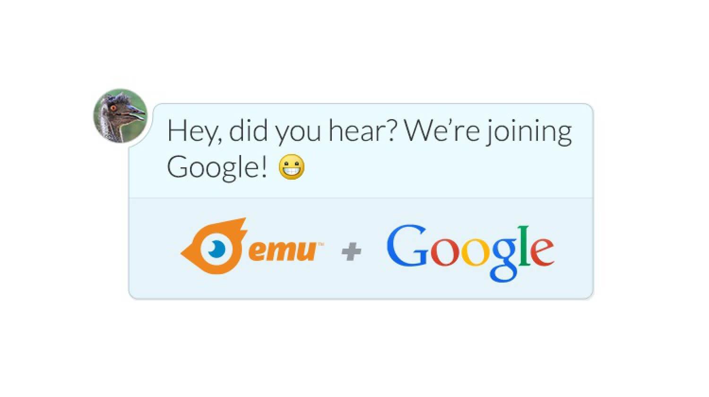 Google купил Emu