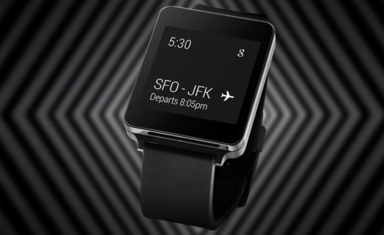 LG анонсирует G Watch 2 в сентябре