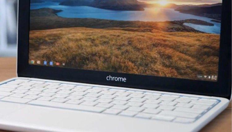 маленький Chromebook 11