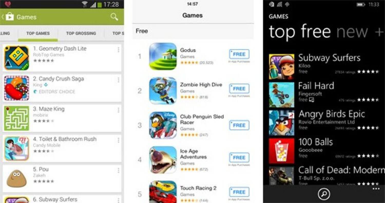 Какая мобильная ОС лучше для геймеров?